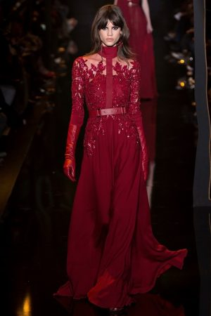 Bewitched: The Dark Glamour of Elie Saab