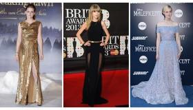 Kristen Stewart, Taylor Swift & Elle Fanning are all fans of Elie Saab. Photo: PR Photos/Shutterstock.com/Pr Photos