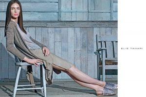 Hilary Rhoda Update: See Her 4 Latest Campaigns