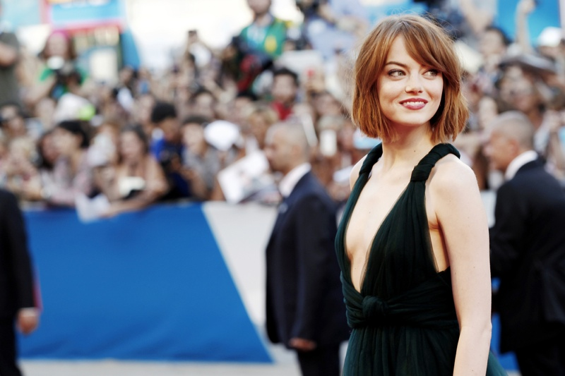 Emma Stone Hair Color Her Hairstyle Timeline Fashion Gone Rogue