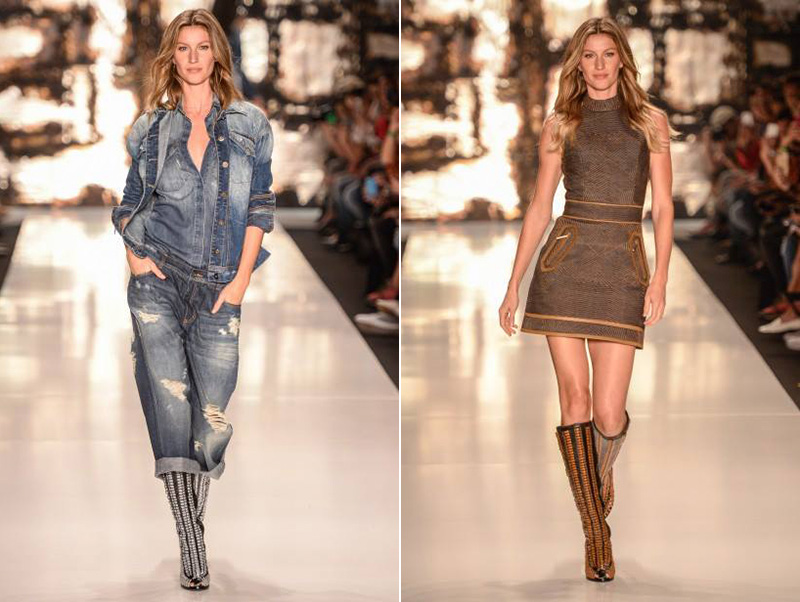 Gisele Bundchen is Retiring from the Catwalk