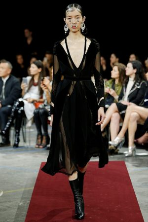 Givenchy Designs with the Modern Victorian in Mind