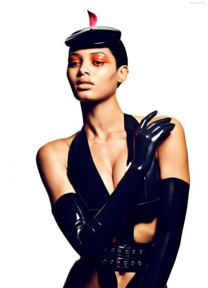 Exclusive: Gloss Beauty by JUCO Photo with Danielle Herrington