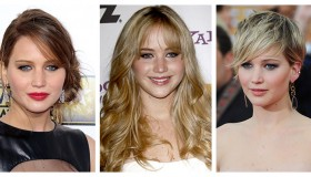 Jennifer Lawrence has had many different hairstyles through her career. Photo: Shutterstock.com