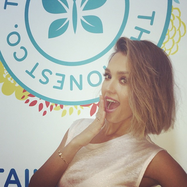 Jessica Alba Now Has Short Hair s