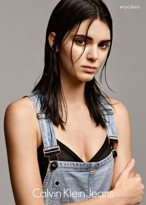 It Happened! Kendall Jenner is the Face of Calvin Klein Jeans