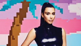 Kim tells Adweek that her family is a normal family despite starring in a reality television show.