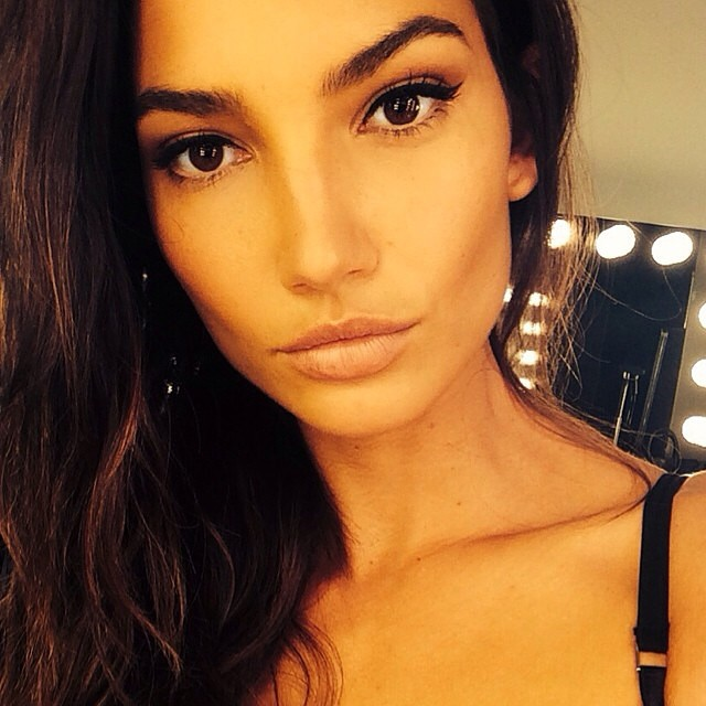 Lily Aldridge Flaunts Her Angel Body for 'Towel Series' Photo