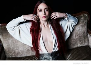 Lizzy Jagger Fronts ManiaMania Fine Jewelry Campaign