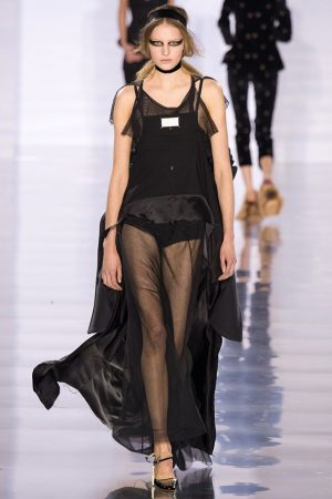 Galliano's Second Collection for Maison Margiela is Strange & Beautiful