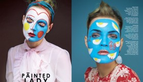 Makeup artist Isamaya Ffrench's work blurs the lines between makeup and artwork.
