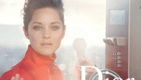 Marion Cotillard stars in the 2015 advertising campaign for Lady Dior.