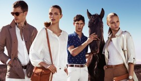 Massimo Dutti puts the spotlight on equestrian style with its new campaign.
