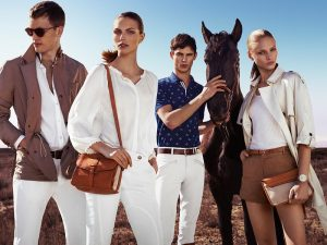 Massimo Dutti Highlights the Equestrian Trend