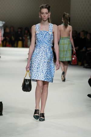 Miu Miu is Unapologetically Retro for Fall