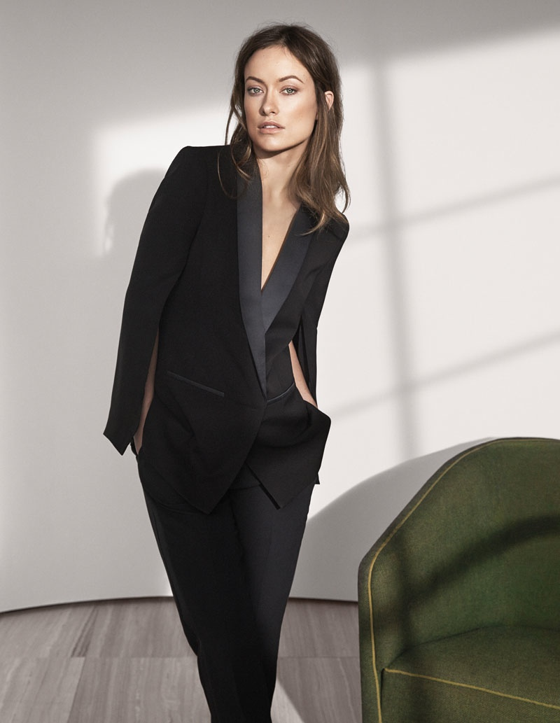 Olivia Wilde Gets 'Conscious' with New H&M Campaign