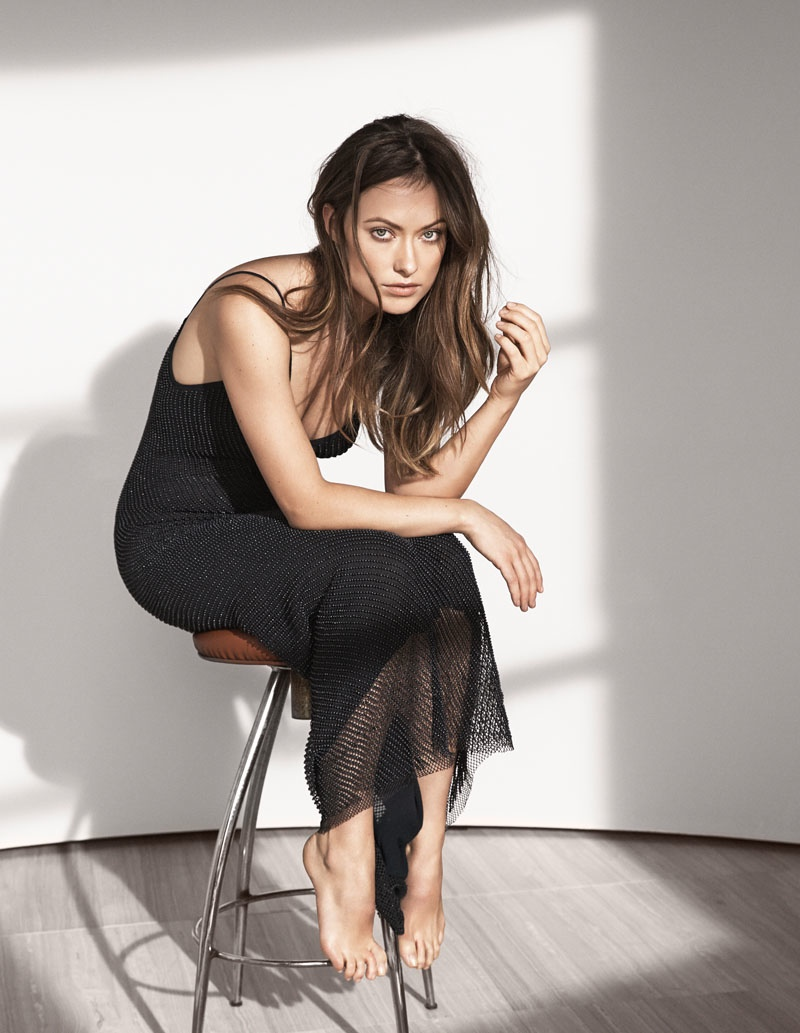 Olivia Wilde has been named as the face of H&M's Conscious Exclusive ... Olivia Wilde