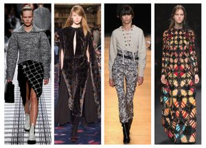 Paris Fashion Week Fall 2015 Trends: From High-Waist Pants to Groovy Prints
