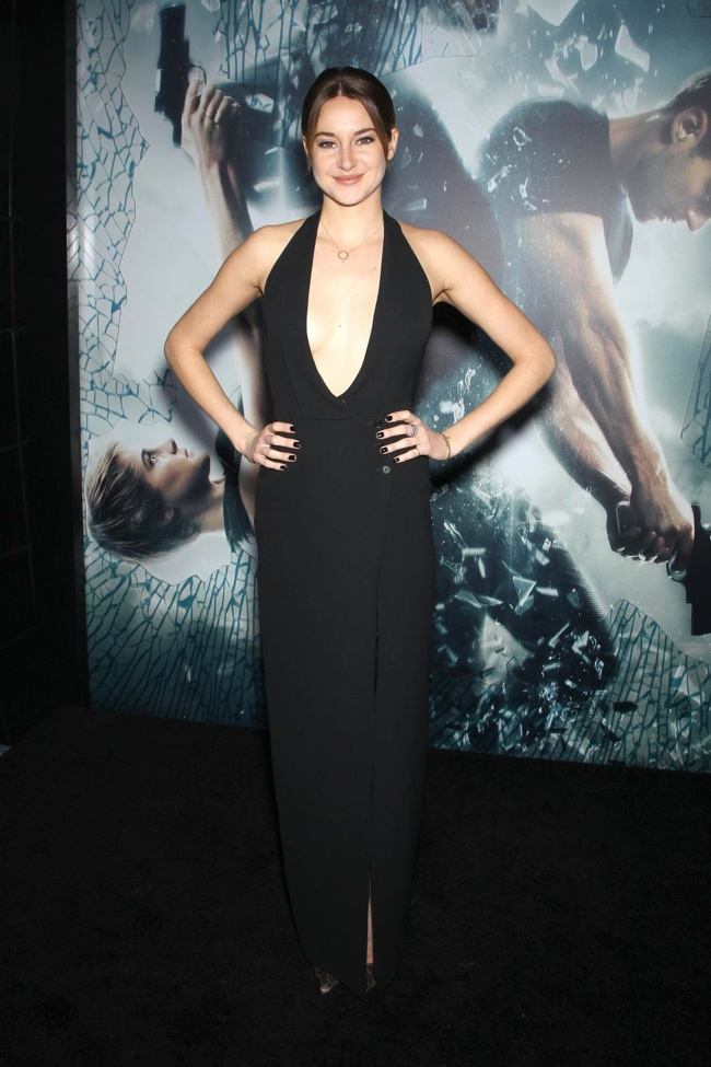Shailene Woodley, Suki Waterhouse & More Star Style at the 'Insurgent' NY Premiere
