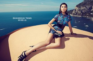 Sunny Days Are Here Again: Shanghai Tang's Spring Styles