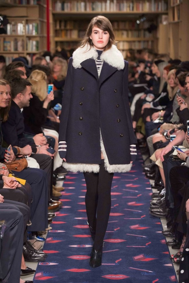 Sonia Rykiel Fall/Winter 2015