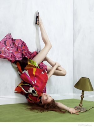 Defying Gravity: Spring Fashion Gets Topsy Turvy for Hunger