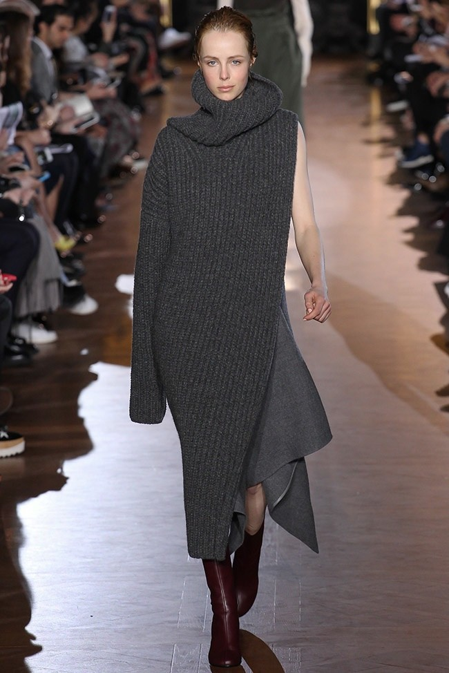 A look from Stella McCartney's fall-winter 2015 collection