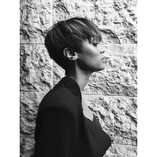 Tyra Banks Clothing Line: Tyra Banks Has A Pixie Haircut: Photos