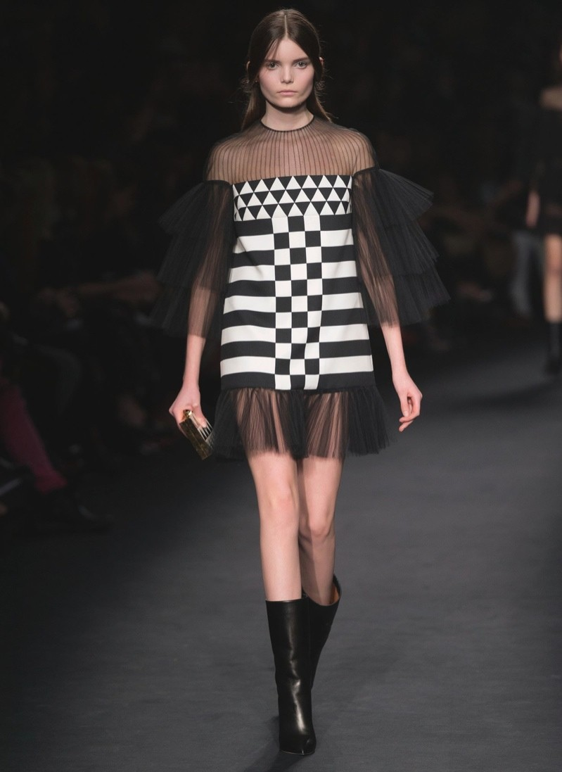 Valentino Wants You to Wear Black & White for Fall