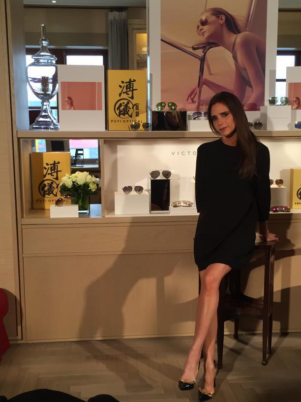 Victoria Beckham took a stance in the Dolce & Gabbana controversy.  Photo: Victoria Beckham/Twitter,