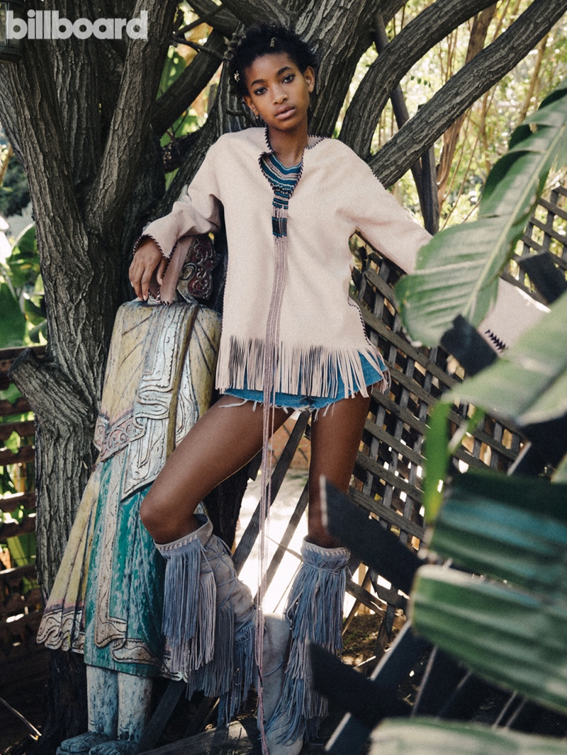 14-Year-Old Willow Smith is Taking Over High Fashion