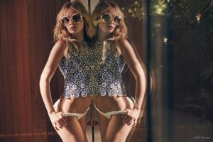 LA Summer: Alexandra Spencer Stars in BB Dakota Lookbook