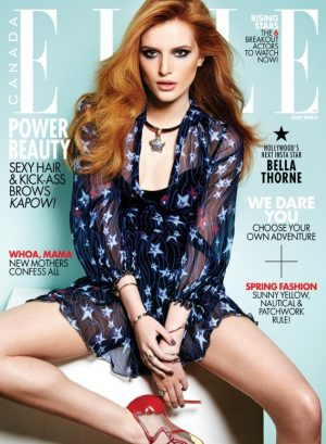 Bella Thorne Talks Being Criticized for Her Fashion Choices