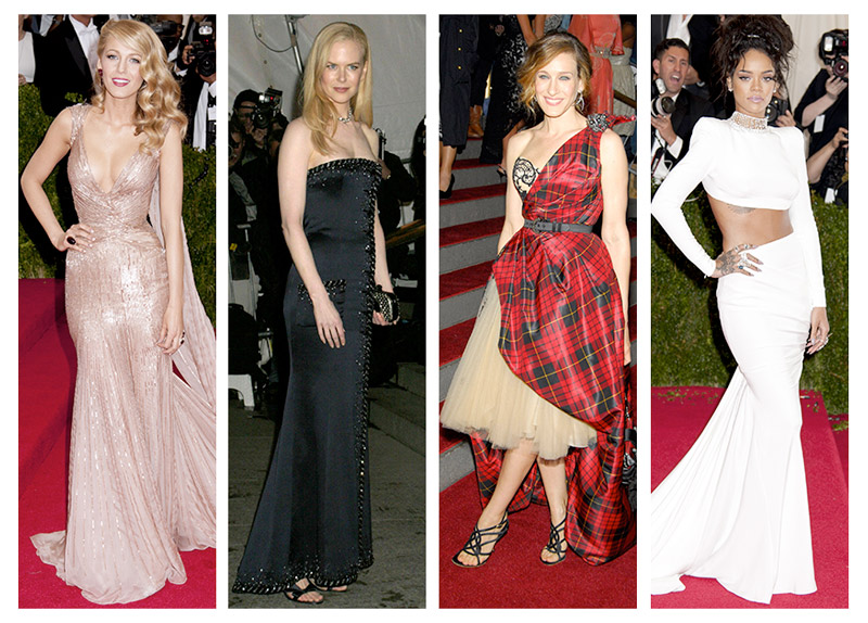 These stars had the best Met Gala looks through the years. Photo: PR Photos / Shutterstock.com