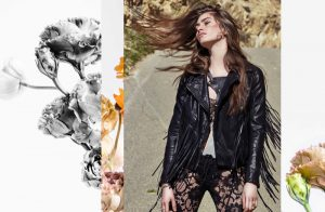 Bohemian Biker: Nasty Gal Gets Rebellious for Festival Season