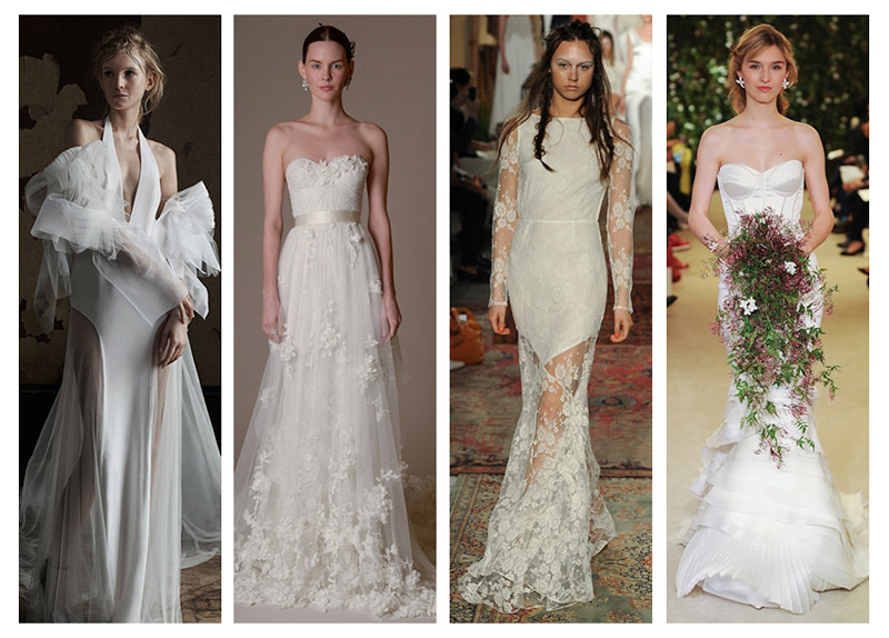 latest wedding trends 2016 bridal summer 2016 trends fashion rogue 28042