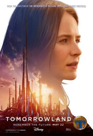 Watch the 'Tomorrowland' Trailer with Britt Robertson