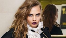Cara Delevingne stars in Chanel pre-fall 2015 advertisement by Karl Lagerfeld