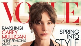 Carey Mulligan lands the May 2015 cover of Vogue US