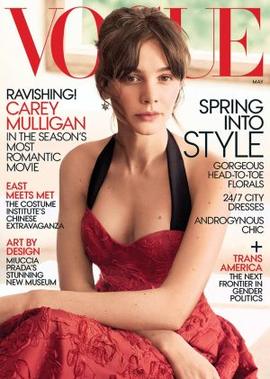 Carey Mulligan Covers Vogue & Opens Up About Her Marriage