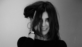 Carine Roitfeld. Photo via UNIQLO