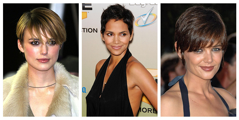These celebrities have rocked the pixie haircut. Photo: Everett Collection / Shutterstock.com