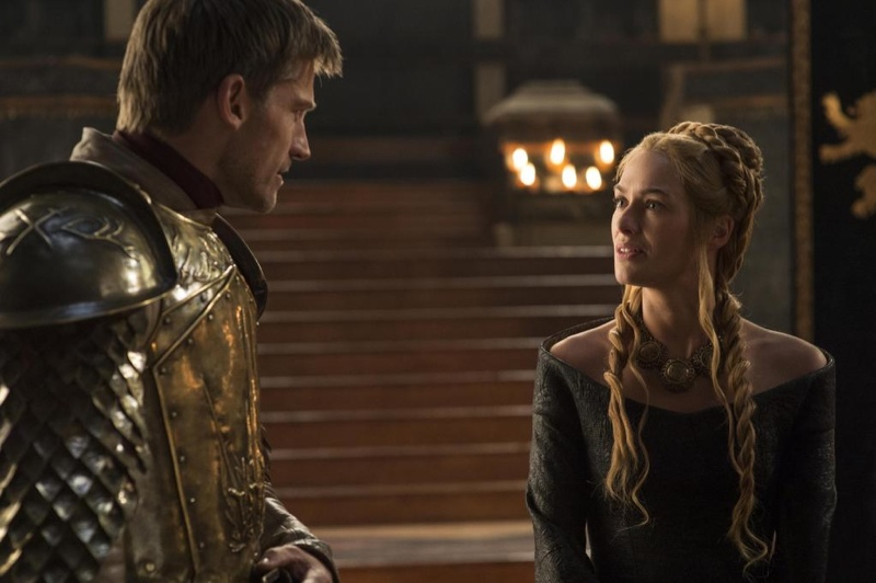 """When you play the game of thrones, you win or you die. There is no middle ground."" - Cersei Lannister. Photo: HBO"