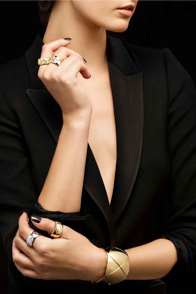 Shop Chanel Fine Jewelry at Net-a-Porter