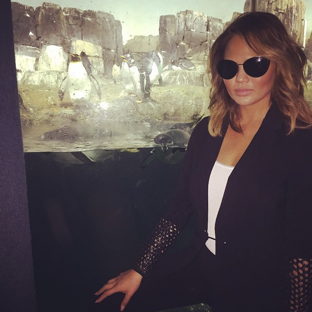 Chrissy Teigen Will No Longer Photoshop Instagram Images