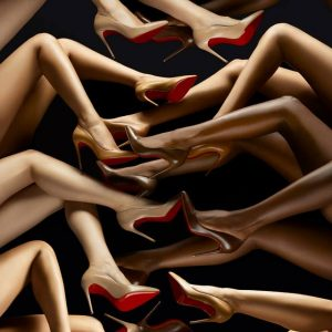 Christian Louboutin Launches 'New Nudes' Collection