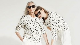 86-year-old model Daphne Selfe stars in & Other Stories x Vans campaign