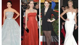Dior always makes a statement on the red carpet. Photo: Shutterstock.com