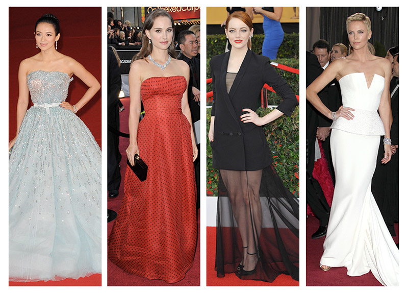 10 Outstanding Dior Looks on the Red Carpet