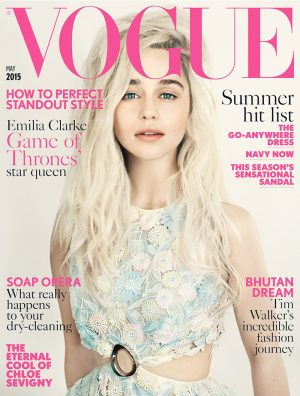 Emilia Clarke Wouldn't Let Her Dad Watch 'Game of Thrones'